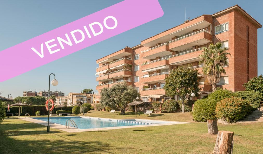 Piso en venta con vistas al mar – Sant Andreu de Llavaneres