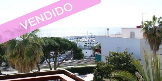 Piso con vistas al mar – Sant Andreu de Llavaneres