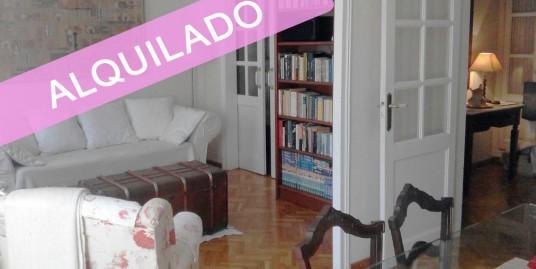 Alquiler de precioso piso en San Gervasio – Barcelona