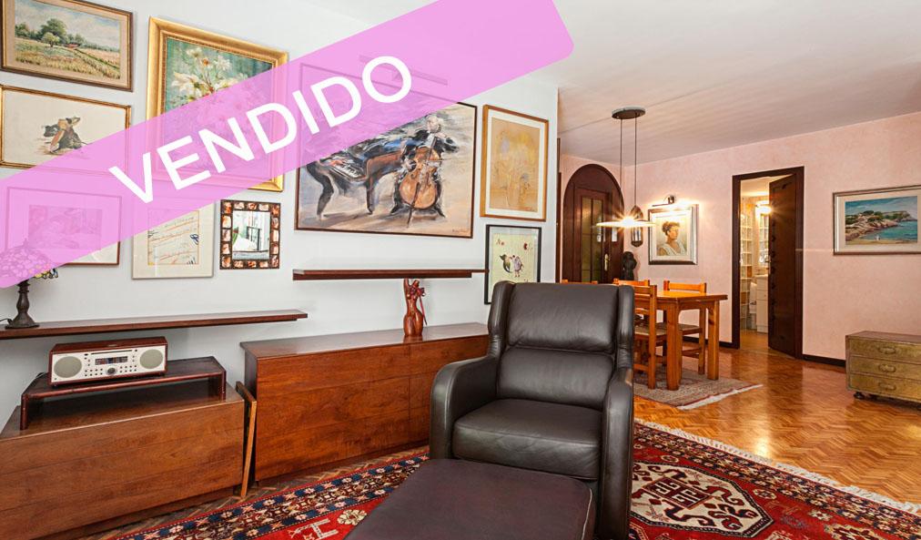 Fabuloso piso en venta en zona exclusiva – El Masnou