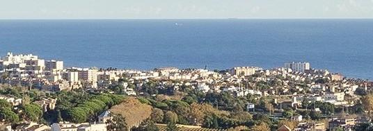 Excelente ubicación – vistas 10 – en Alella