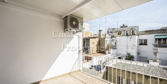 En Sabadell centro, a estrenar con terraza.